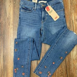 NWT Levi's 311 Shaping Skinny Size 0